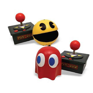 Pac-Man Small Remote Control Toy Half Case