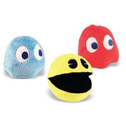 Pac-Man Large Talking Plush Case