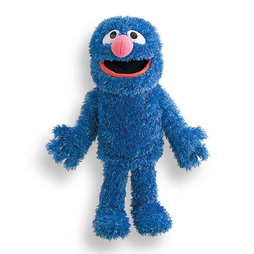 Sesame Street Grover Full Body Puppet 15-Inch Plush