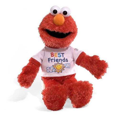 Sesame Street Best Friend Elmo 15-Inch Talking Plush