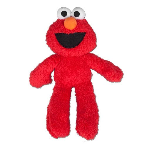 Sesame Street Elmo Take-Along Buddy 12-Inch Plush