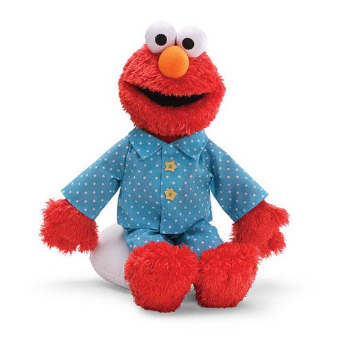 Sesame Street Sleepy Time Elmo Plush