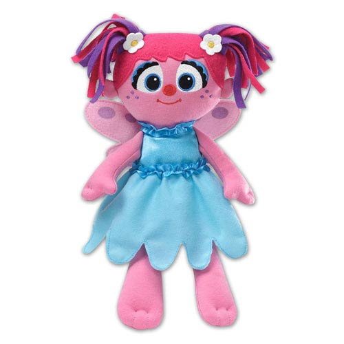 Sesame Street Abby Cadabby Take-Along Buddy Plush