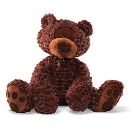 Philbin Bear Chocolate Jumbo 29-Inch Plush
