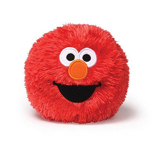 Sesame Street Elmo Talking Giggle Ball 4-Inch Plush