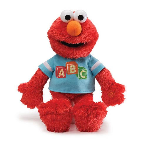 Sesame Street ABC Elmo Talking 15-Inch Plush