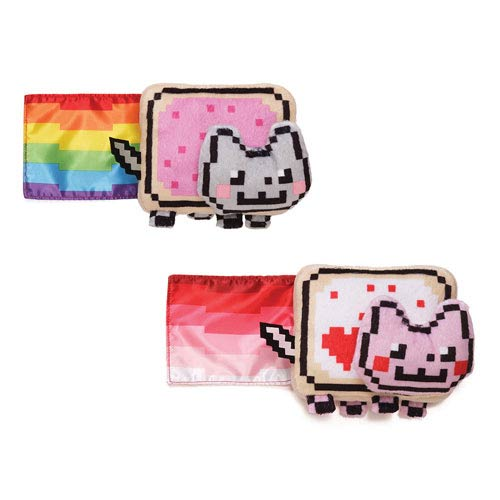 Nyan Cat 6-Inch Talking Plush Case