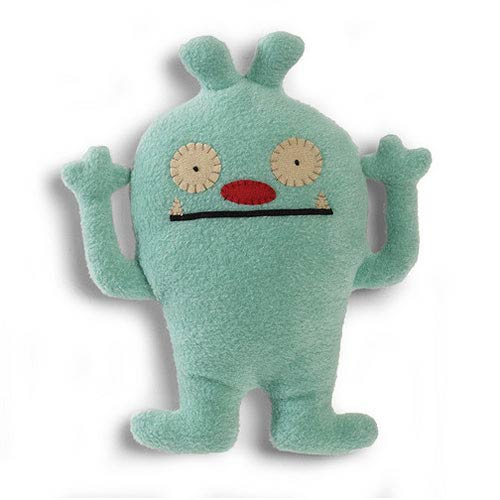 Uglydoll Little Fishy Plush