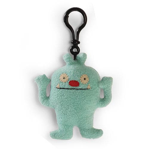Uglydoll Fishy Plush Clip-On Key Chain