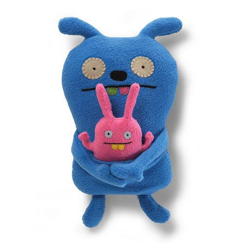 Uglydoll Uglybuddies Tutulu with Wippy Plush