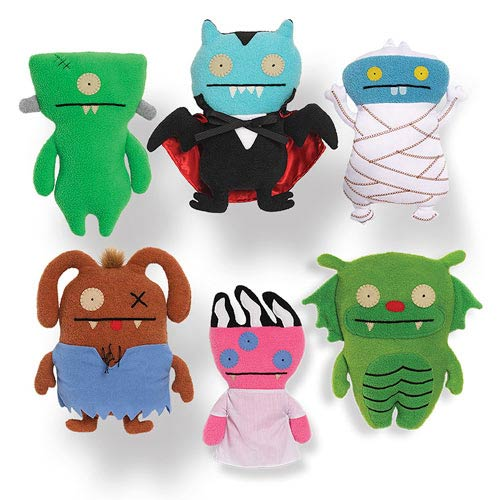 Uglydoll Universal Monsters Plush Case