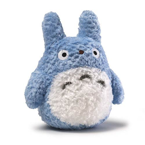 My Neighbor Totoro Fluffy Blue Totoro 8-Inch Medium Plush