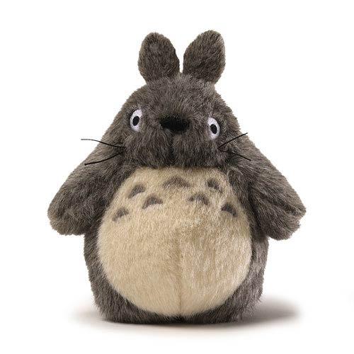 My Neighbor Totoro Classic Gray Totoro 7 1/2-Inch Plush