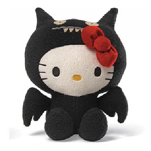 Hello Kitty Uglydoll Ice Bat 7-Inch Plush