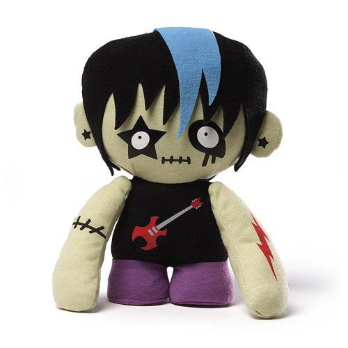 Rock Star Zombie Plush