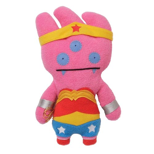 DC Comics Wonder Woman Uglydoll Tray Plush
