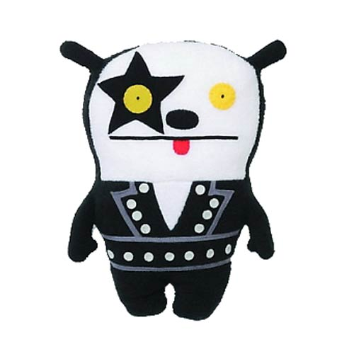 KISS Uglydoll The Starchild Big Toe Plush