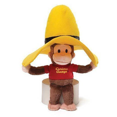 Curious George In A Yellow Hat