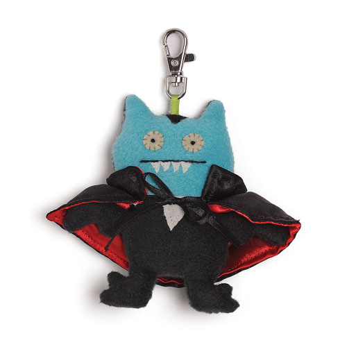 Universal Monsters Dracula Uglydoll Ice Bat Clip-On Plush