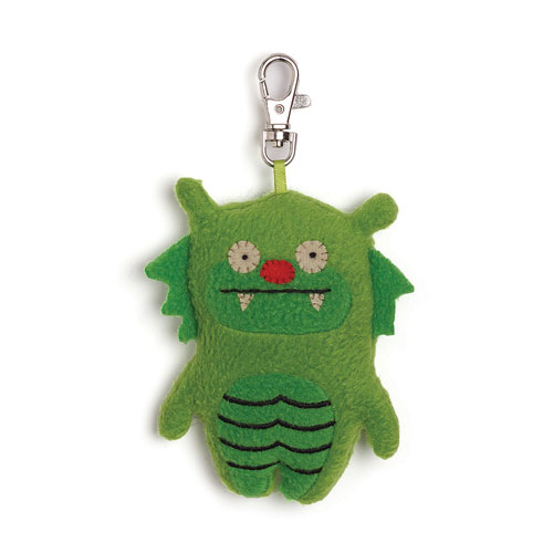 Universal Monsters Creature Uglydoll Big Toe Clip-On Plush