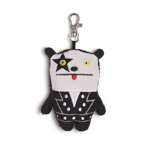 KISS Starchild Uglydoll Big Toe Clip-On Backpack Plush