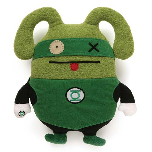 DC Comics Uglydoll Green Lantern Ox Plush