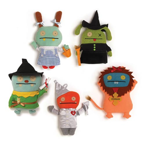 Wizard of Oz Uglydoll 11-Inch Plush Half Case