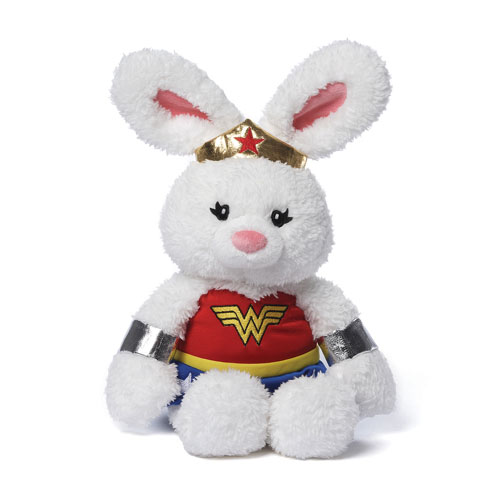 DC Comics Wonder Woman Anya 12-Inch Bunny Plush