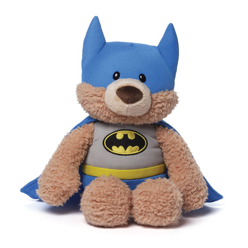 DC Comics Batman Malone 12-Inch Bear Plush