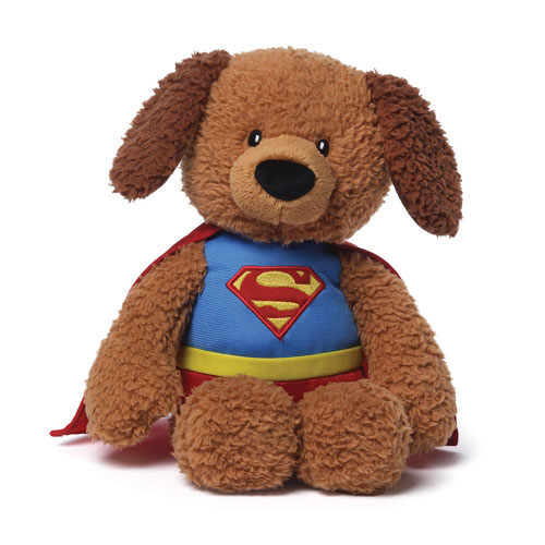 DC Comics Superman Griffin 12-Inch Dog Plush