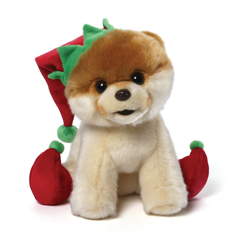 Patrick The Red Dog Soft Toy