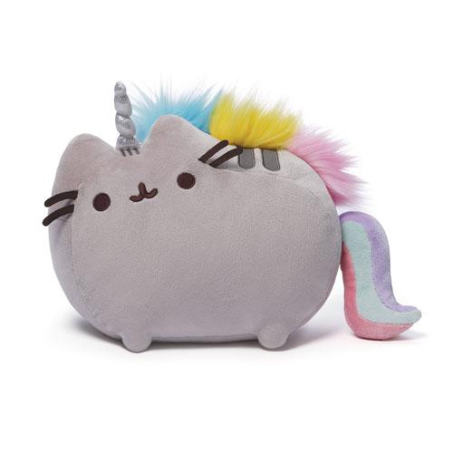 Pusheen the cat pusheenicorn 13 inch plush gund for Amazon com pillow pets