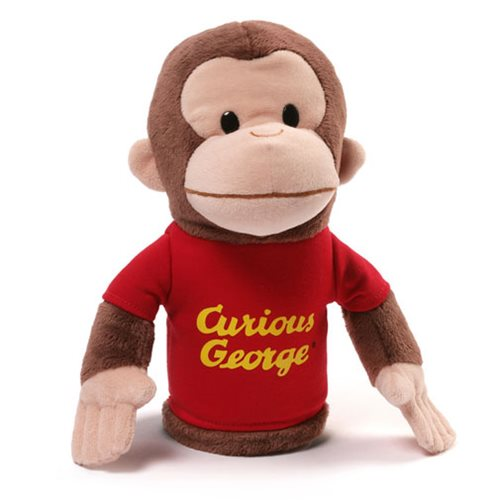 Curious George 10-inch Hand Puppet