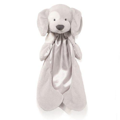 Spunky Dog Huggybuddy Gray Plush Blanket