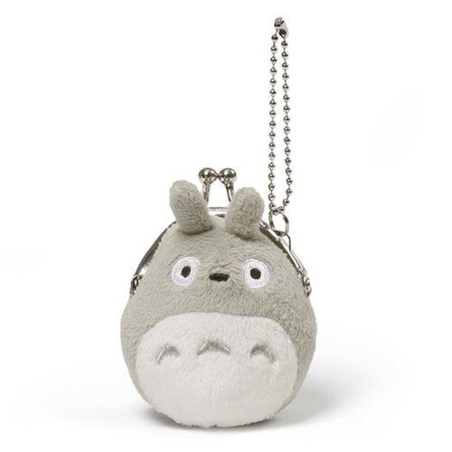 My Neighbor Totoro Grey Totoro Mini Coin Purse