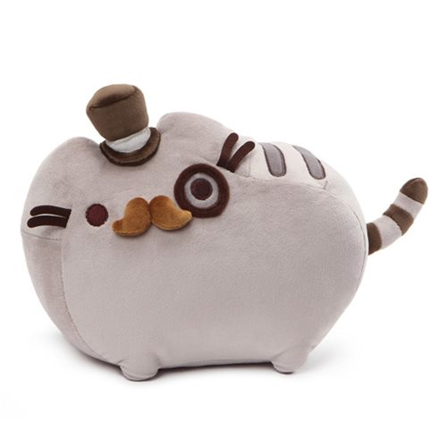 Pusheen The Cat Dapper Plush Gund Pusheen Plush At