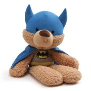 DC Comics Batman Blue Costume Fuzzy 14-Inch Plush