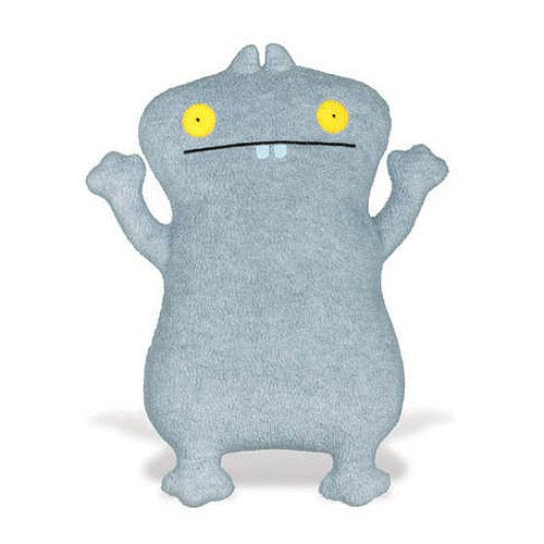 Uglydoll Little Babo Gray Plush