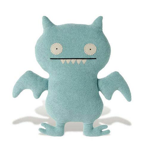 Uglydoll Little Ice-Bat Blue Plush