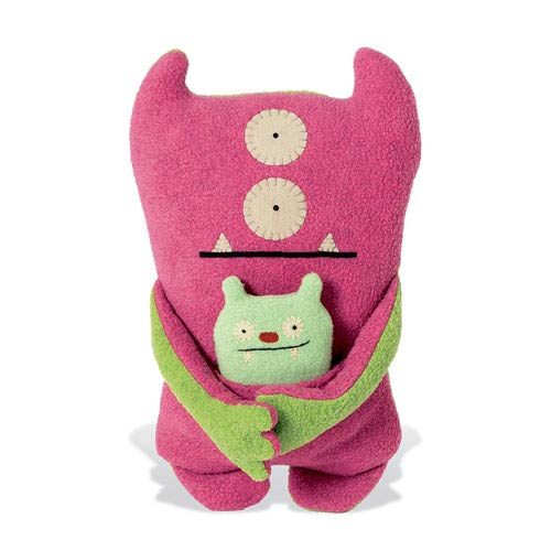 Uglydoll Uglybuddies Bop N Beep with Jeero Plush