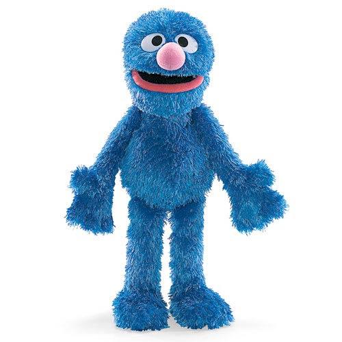 Sesame Street Grover 14 1/2-Inch Plush