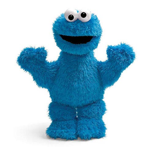 Sesame Street Cookie Monster 15-Inch Plush