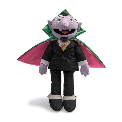 Sesame Street The Count 14-Inch Plush