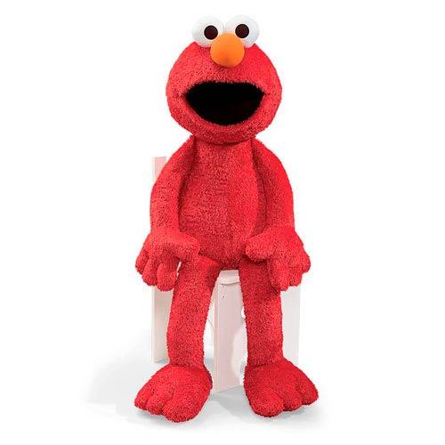 Sesame Street Jumbo Elmo 41-Inch Plush