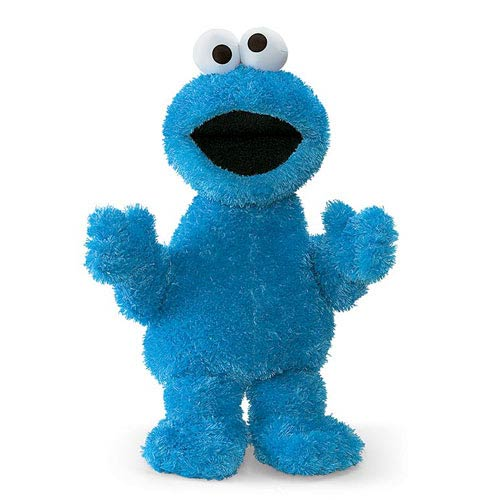 Sesame Street Cookie Monster 21-Inch Plush
