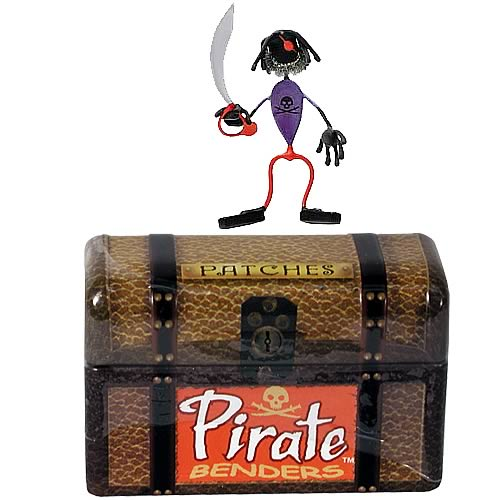 Pirate Benders Patches Figure