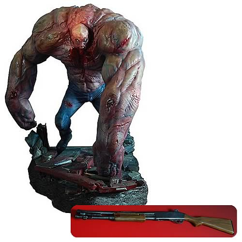 Left 4 Dead The Tank 15-Inch Exclusive Statue