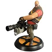 Team Fortress 2 The Heavy Red Statue