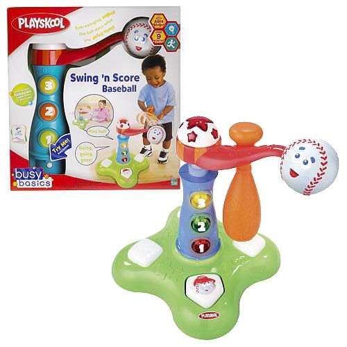 Playskool Swing 'N Score Baseball