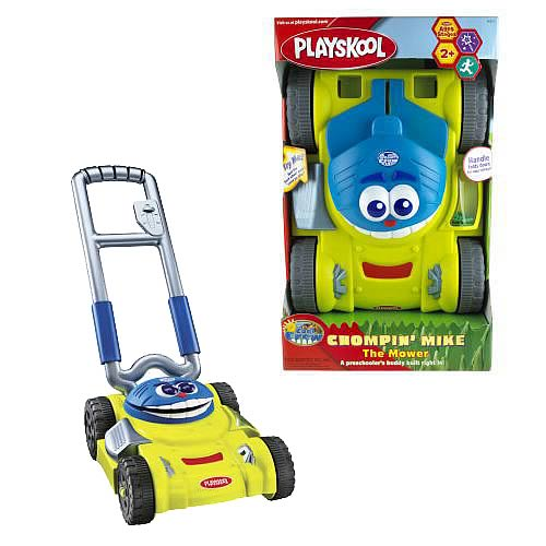 Playskool Chompin' Mike the Mower